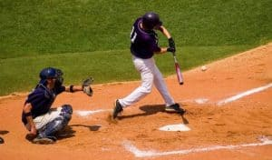 How to get out of a hitting slump in baseball
