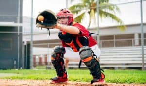 How to relace a baseball glove