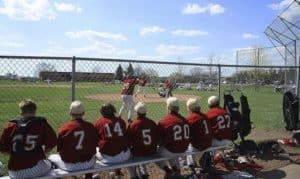 how many innings are in a high school baseball game