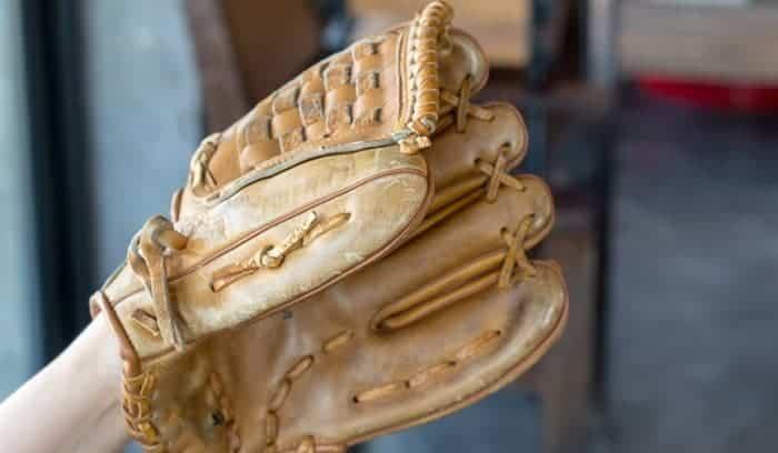 baseball-glove-material